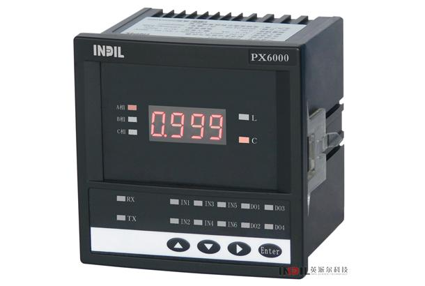 px6000数字三相交流功率因数表